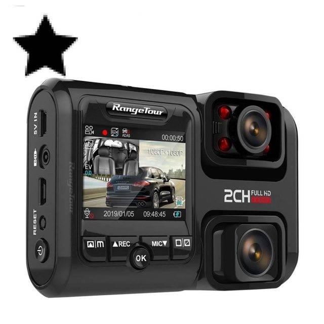 Auto-DVR mit zwei Objektiven und GPS-Autoelektronik Elektrogeräte Typ: Ohne GPS-Modul | Mit GPS-Modul